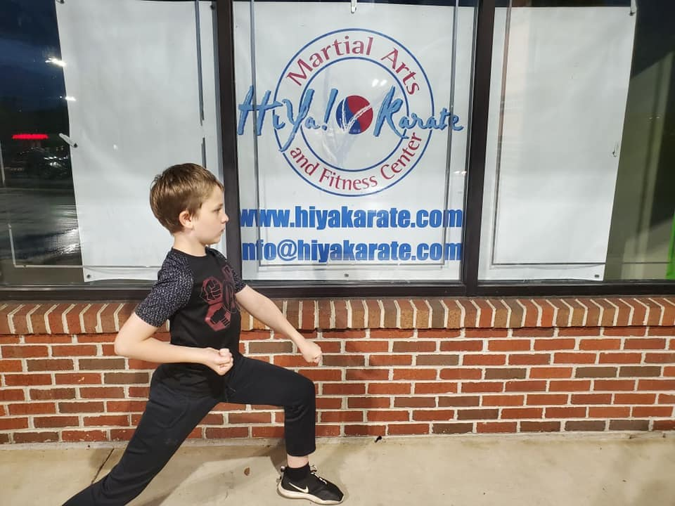 HiYa! Karate Gallery Photo Number 2
