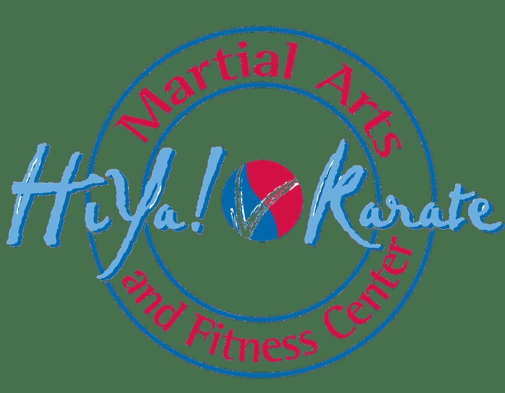 HiYa! Karate Logo