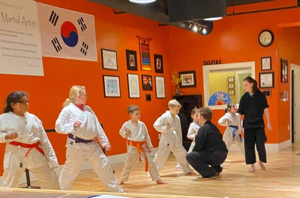 HiYa! Karate Gallery Photo Number 4